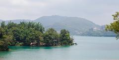IMG_0044.jpg (Idiot frog) Tags: blue eos sunmoonlake lake sky cloud water nantou 5d2 green canon taiwan 5dmk2 white éæ± é èºç£ç å°ç£ tw