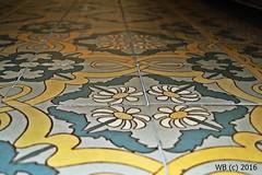 DSC_0031n wb (bwagnerfoto) Tags: indoor wien bcs vienna tiles secession jugendstil art nouveau austria detail