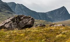 Rocks of Ben Mor (Matthias-Hillen) Tags: scotland schottland united kingdom uk grosbritanien matthias hillen matthiashillen landschaft landscape green grn felsen rock rocks ben mor coigach gebirge mountain berge