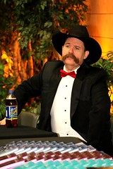 event (That Old New Mexico Cowboy) Tags: tux rancher security intown