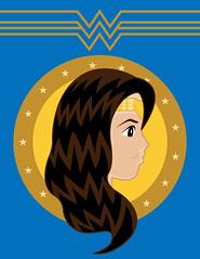 """Art of Wonder"" NYCC Wonder Woman Illustration (Graphic Design | Illustration) Tags: illustration graphicdesign wonderwoman dccomics warnerbros galgadot lyndacarter artofwonder dceu newyorkcomiccon nycc comiccon newyork wonderwoman75"