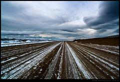 La ruta 40 congelada