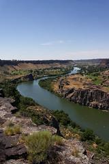 Snake River (maritimeorca) Tags: snakeriver twinfalls
