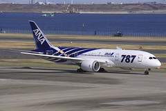 JA801A Boeing B788 HND 02Dec2012 (Citation Ten) Tags: ja801a b788 ana specialscheme hnd