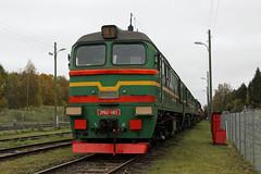 2M62-1183 Rezekne, 06/10/16 (Richard.A.Jones Railways) Tags: 2m62