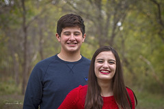 Gabi and Ian (Stephen J Pollard (Loud Music Lover of Nature)) Tags: ian gabi family familia smiles sonrisas portraits retratos