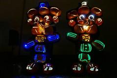 (theleakybrain) Tags: pumpkinnights pumpkin nights mnstatefair p1460123 halloween halloweenwalk minnesota jackolantern jack lantern
