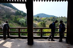 Kiyomizu-dera XX (Douguerreotype) Tags: shrine temple buddhist kyoto japan people