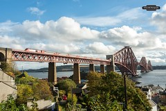 VTEC , xx & 43315 ,1S11 1000 London Kings Cross to Aberdeen , North Queensferry ,17-10-2016 (Bri Hall) Tags: theforthbridge forthbridge scotland westhighlands highlands northqueensferry hst vtec 43315