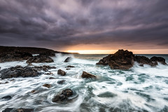 Richard Day 3_207.jpg (r_lizzimore) Tags: rocks coast sea seascape sunrise cornwall uk kennackcove