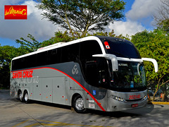 Viação Santa Cruz (busManíaCo) Tags: comil campione hd scania k360ib 6x2 rodoviário rodoviáriadotietê busmaníaco bus buses 公共汽车