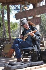 Pickin' at the Salt Lick BBQ (chearn73) Tags: saltlickbbq texas driftwood austin travel musician music guitar live stage