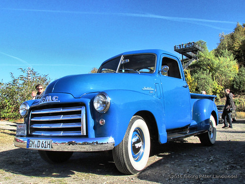 GMC 100 Pick Up