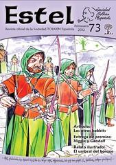 Sociedad_Tolkien_Espanola_Revista_Estel_73_portada (Sociedad Tolkien Espaola (STE)) Tags: ste estel revista tolkien esdla lotr