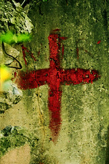 Poles (shreyasshankar) Tags: religion symbols symbolism life death beliefs systems