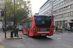 Alexander Dennis E20D 10.8m / Enviro 200 MMC #8851 (busdude) Tags: alexander dennis e20d enviro 200 mmc abellio london tfl transport for holding bv ns nederlandse spoorwegen