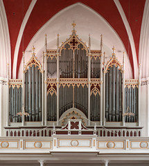 The Organ of the Dom of Verden, Germany (Philinflash) Tags: 2016 church churchinteriors europe germany organ orgel otherkeywords places verden niedersachsen