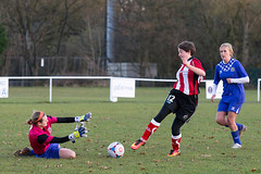 Altrincham LFC vs Stockport County LFC - December 2016-176 (MichaelRipleyPhotography) Tags: altrincham altrinchamfc altrinchamlfc altrinchamladies alty amateur ball community fans football footy header kick ladies ladiesfootball league merseyvalley nwrl nwrldivsion1south nonleague pass pitch referee robins shoot shot soccer stockportcountylfc stockportcountyladies supporters tackle team womensfootball