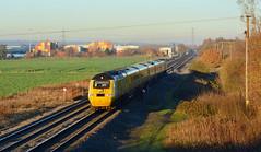 43062 at Wychnor Junction (robmcrorie) Tags: 43014 43062 wychnor junction test train hst high speed inter city 125 rail railway railfan british derby staffordsshire
