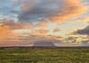 Mt Hekla at sunrise (Saptashaw Chakraborty) Tags: iceland europe fall canon 6d 24105f4l hekla hella mthekla mounthekla sunrise clouds lenticular