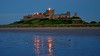 Bamburgh Castle @ Dusk (Chris Beesley) Tags: