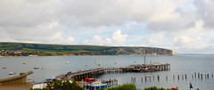 Swanage (p.dimarco34) Tags: water landscape boats pier swanage