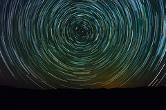 Southward from Amboy (Gooch Photography) Tags: california astronomy startrail starcircle