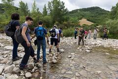 Guado del torrente Orata (Vito Galgano) Tags: fiume orata torrente escursione calitri