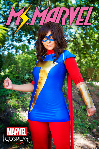 "Ms._Marvel_1_Cosplay_Variant • <a style=""font-size:0.8em;"" href=""http://www.flickr.com/photos/118682276@N08/20781503291/"" target=""_blank"">View on Flickr</a>"