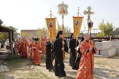 075. Patron Saints Day at the Cathedral of Svyatogorsk / Престольный праздник в соборе Святогорска