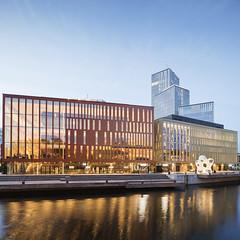 Nya Malm VIII (Gustaf_E) Tags: hotel skne sweden live sverige malm centrum natt stad konsert clarion kongress kanalen kvll hghus konserthus kongresscenter