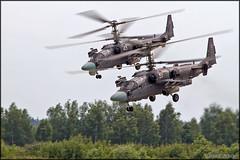 Kamov Ka-52 Alligator (Pavel Vanka) Tags: fly flying russia alligator airshow helicopter takeoff armed hokum kamov kubinka attackhelicopter ka52 russianairforce army2015 армия2015