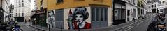 Le Fabuleux Destin d'Amlie Poulain (HBA_JIJO) Tags: street portrait urban panorama streetart cinema paris france celebrity art wall painting graffiti stencil view peinture actor rue mur andrey tautou pochoir acteur naindejardin amliepoulain zabou pochoiriste hbajijo zabousmith