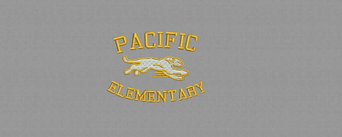 Pacific Elementary - design digitized by http://ift.tt/1LxKtC5