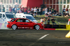 King of drift 2015 (cedric.harbulot) Tags: nikon d5300 18250mm sigma païta nouvellecalédonie arène du sud voiture vitesse drift sport automobile course compétition newcaledonia car speed run subaru impreza worldcars