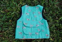 KCW: LTTS Explorer Vest (Meredith Daniel) Tags: fashion clothing olivers heatherross garmentsewing lieslgibson kidsclothingweek littlethingstosew cottonsteel