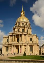 Htel des Invalides, Paris (martin_19_88) Tags: paris des invalides napoleon bonaparte htel