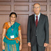 WIPO Director General Meets Director General of Sri Lanka IP Office
