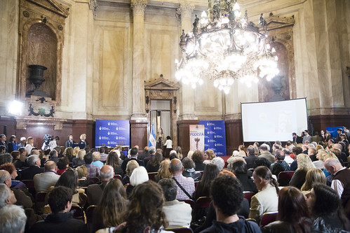 Parodi, distinguida por la Asociación Argentina de Actores y el Senado de la Nación