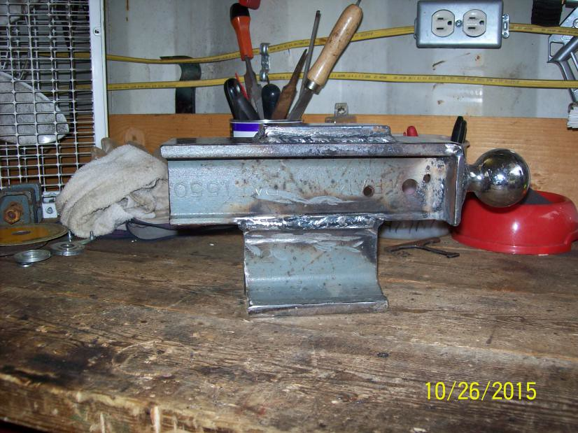 1 (swampmusic1959) Tags: homemade blacksmith tool anvil