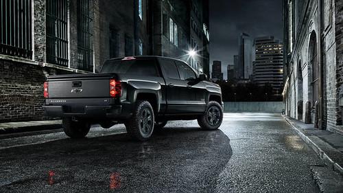 Chevrolet Silverado Midhight Edition