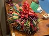 Galinha (PortalJornalismoESPM.SP) Tags: galinha artesanato sustentabilidade palhadeespigademilho