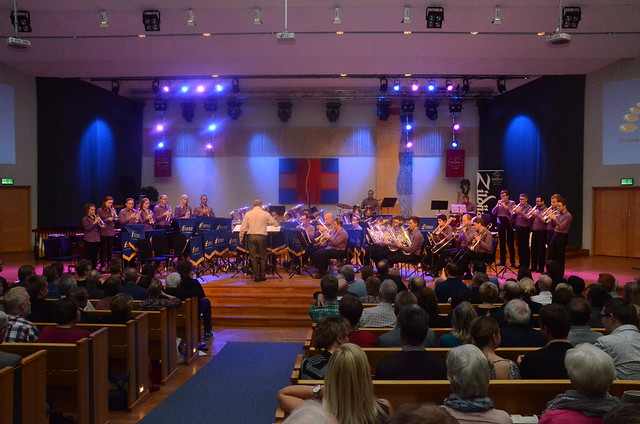 Brass Band Willebroek i Arken