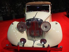 1948 Jaguar Mark IV Drophead Coupe 3 (Jack Snell - Thanks for over 26 Million Views) Tags: sf auto show ca 58th wallpaper art cars 1948 wall vintage paper san francisco display mark center international jaguar collectible moscone iv coupe drophead excotic jacksnell707 jacksnell accadomy