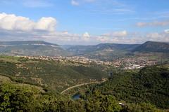 20140910 Aveyron Millau - Le viaduc-003 (anhndee) Tags: france frankreich millau viaduc aveyron midipyrnes viaducdemillau