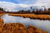 The Wetlands (jd_hiker) Tags: banffnationalpark reflections alberta landscape winter vermilionlake cities banff tunnelmountain subject canada seasons nationalparksofcanada places mountains
