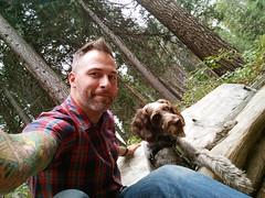 Yosemite Dog