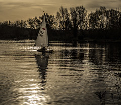 822 - Stanborough Lakes (GOR44Photographic@Gmail.com) Tags: trees water boat lakes sail fujifilm wgc stanborough xf1 gor44