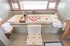 flower bath (maaco) Tags: photoshop bathroom nikon bath honeymoon decoration sigma resort adobe fourseasons 1020mm maldives lightroom baaatoll luxuryresort flowerbath d7000 landaagiraavaru bobblebath fourseasonsresortmaldivesatlandaagiraavaru