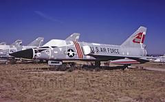 F-106  90066 (TF102A) Tags: aircraft aviation jet davismonthan amarc f106 deltadart amarg